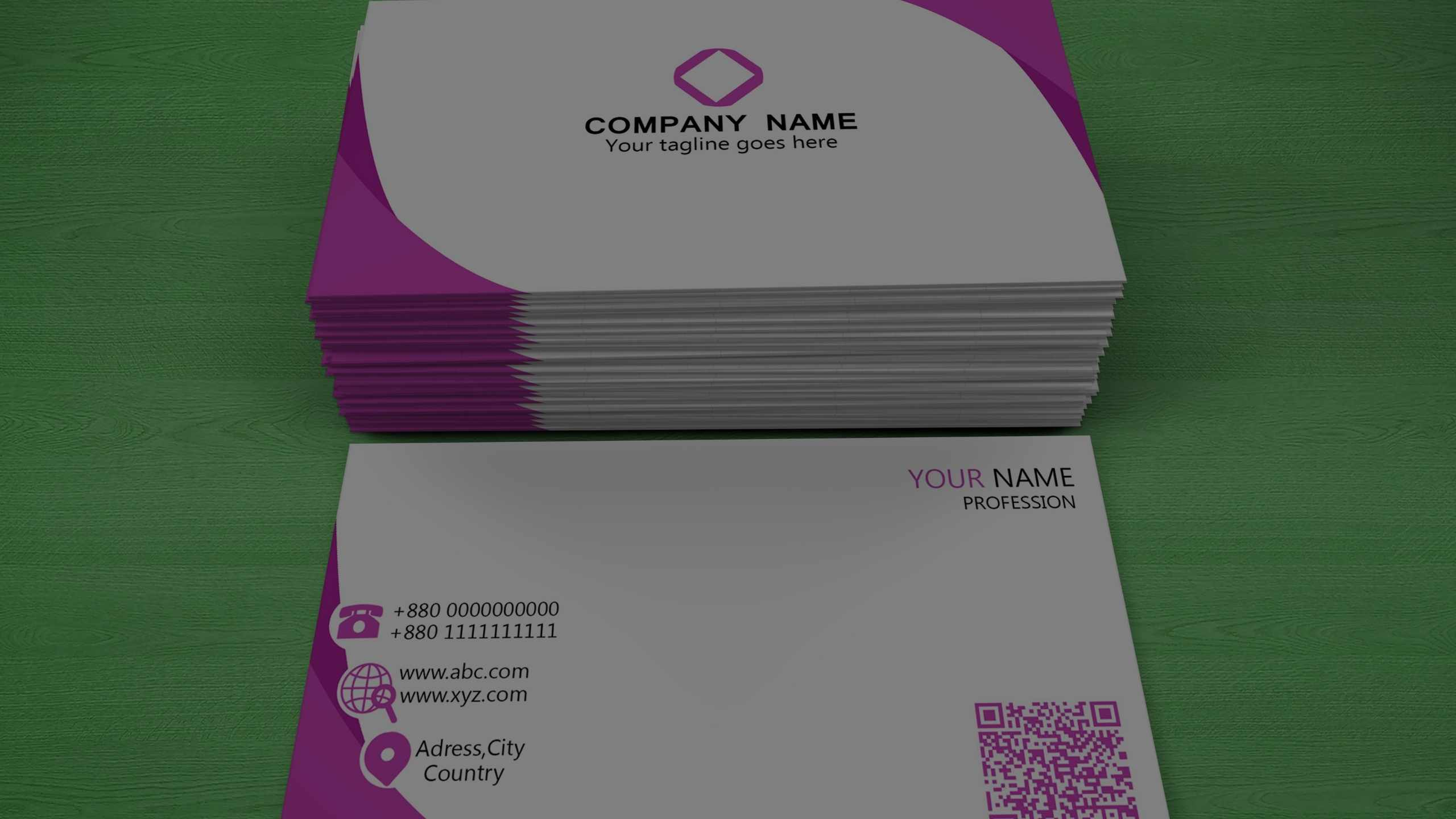 100 Business Cards For $19.09